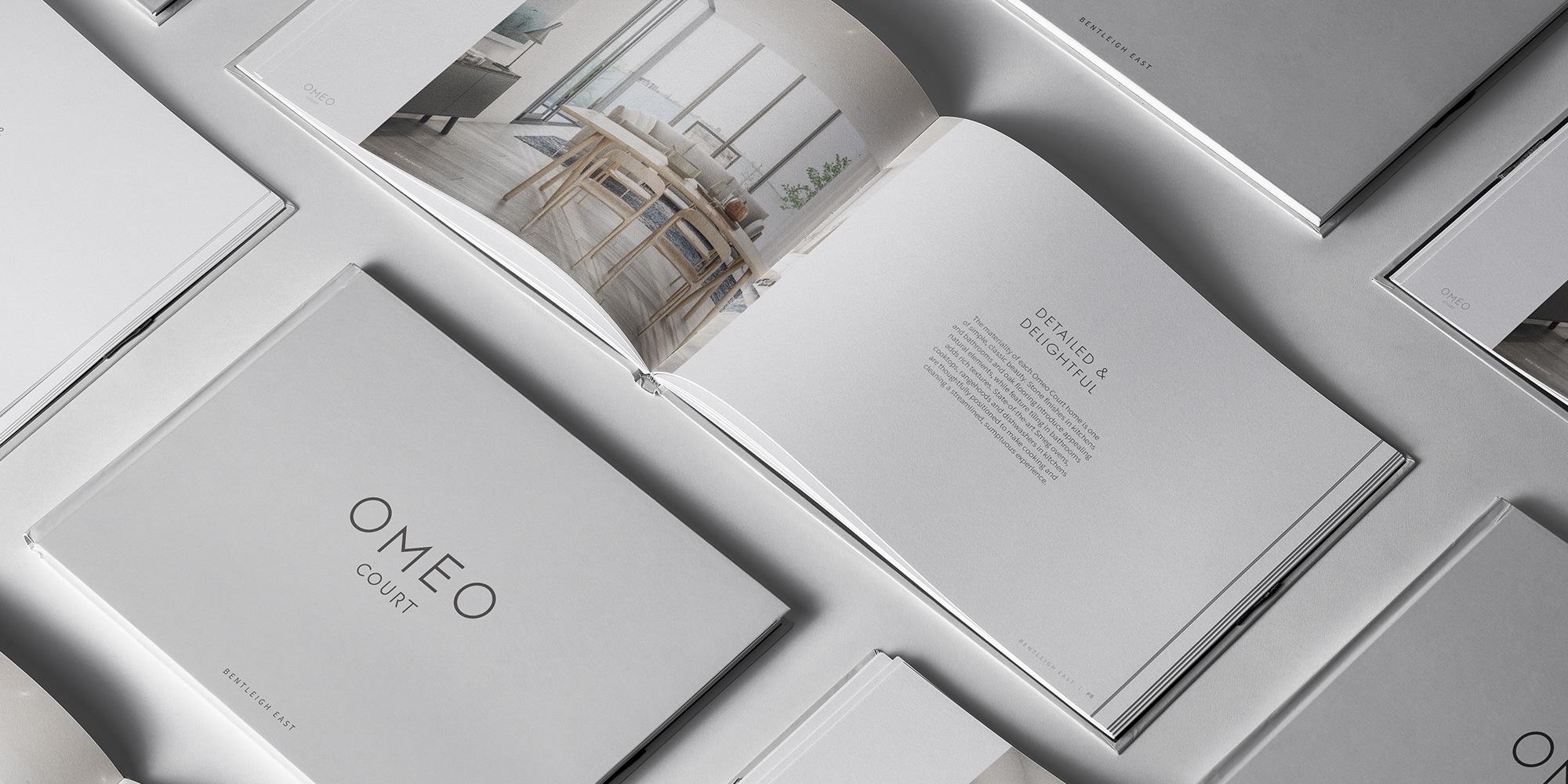 Omeo Court — Brand and Design Studio Melbourne